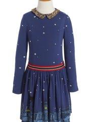 Roald Dahl royal palace dress for a young girl, $64.50.