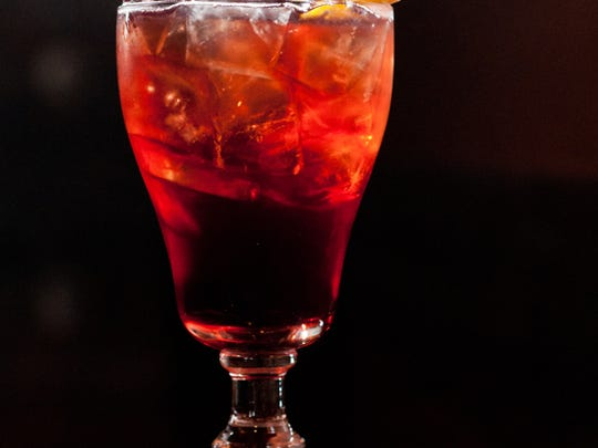 Potent Picon punches have long been the signature drink at Louis' Basque Corner. Sip slowly.