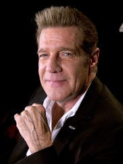 In this May 7, 2012 photo, musician Glenn Frey is shown
