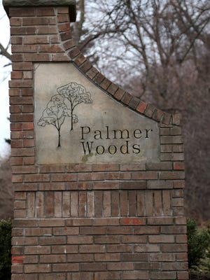 Palmer Woods Historic District is on the U.S. National Register of Historic Places. This Historic neighborhood North of 7 Mile has approximately 289 homes. Thursday, February 4, 2016. Jessica J. Trevino/Detroit Free Press.