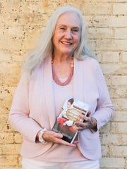 "Barbara Hettwer was at Holding Court promoting her first novel of historical fiction, ""The Seamstress of Jamestown,"" about a woman who goes west after living through the Civil War."