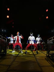 The performers in Fresh the Clowns are out to shake up the image of the circus clown. With hip-hop music and videos, choreographed dance moves, crisp production and a strong following, the collective has a budding empire in the works.