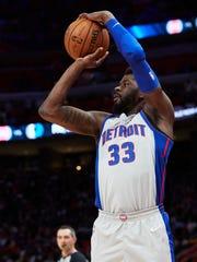 James Ennis III, Detroit Pistons. Age: 27. Size: 6-7,