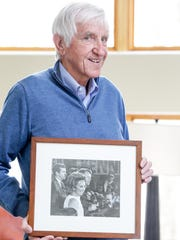 Mike Riley, chairman of the 1968 Robert F. Kennedy
