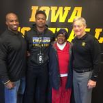 Deep-threat Florida WR Calvin Lockett commits to Iowa Hawkeyes