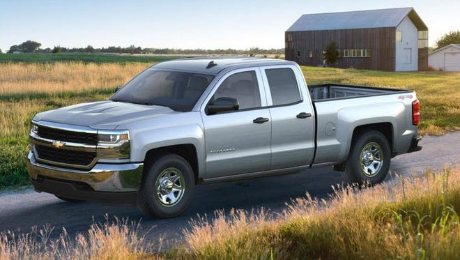 A Chevy Silverado 1500 will be the grand prize given away at Ruidoso Downs Race Track on Labor Day weekend.