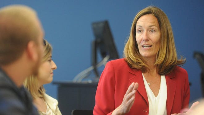 Assemblywoman Jacqui Irwin is hosting a series of three workshops for women in Ventura County at the end of September and early October.