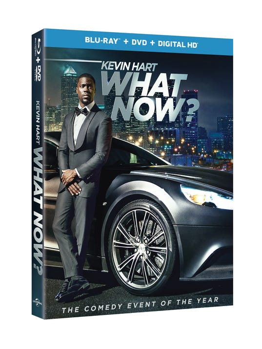 Kevin Hart Comes Back Home On Latest Dvd Release