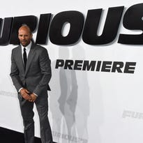 """attends Universal Pictures' """"Furious 7"""" premiere at TCL Chinese Theatre on April 1, 2015 in Hollywood, California."""