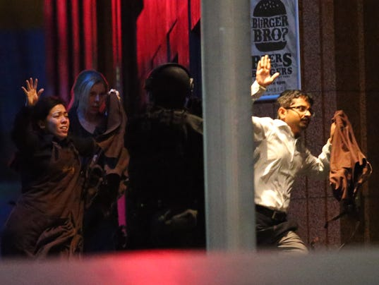 AP APTOPIX AUSTRALIA POLICE OPERATION I AUS