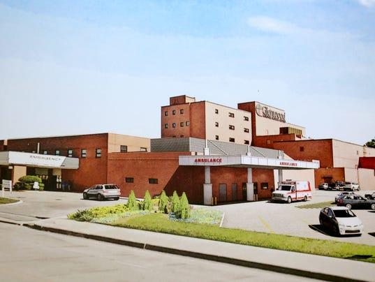 Glenwood Hospital Emergency Room