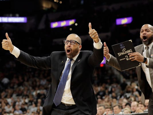 David Fizdale, J.B. Bickerstaff