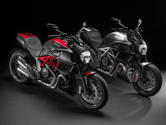 Ducati Unveils Dual Spark Diavel Motorcycle