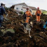 Powerful quake rocks southwest Japan