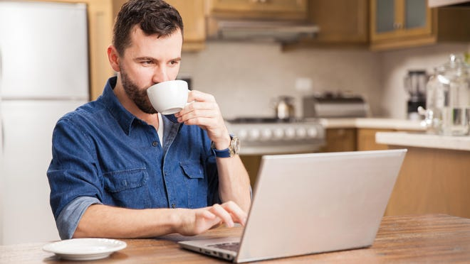 For the telecommuter, working from home paves the way for a better work-life balance.