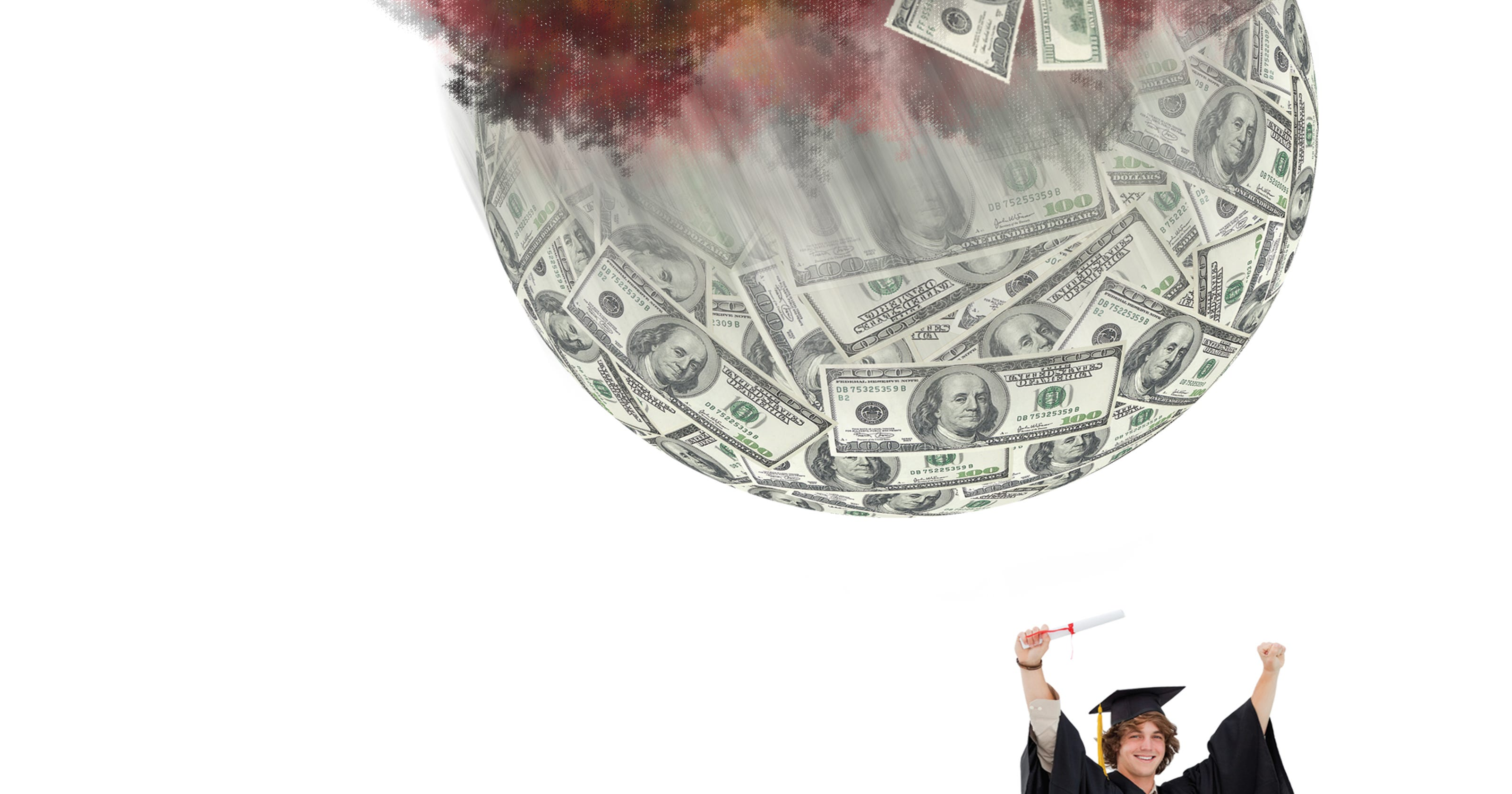 Confronting Education Debt >> Student Debt In Wisconsin Among Nation S Worst