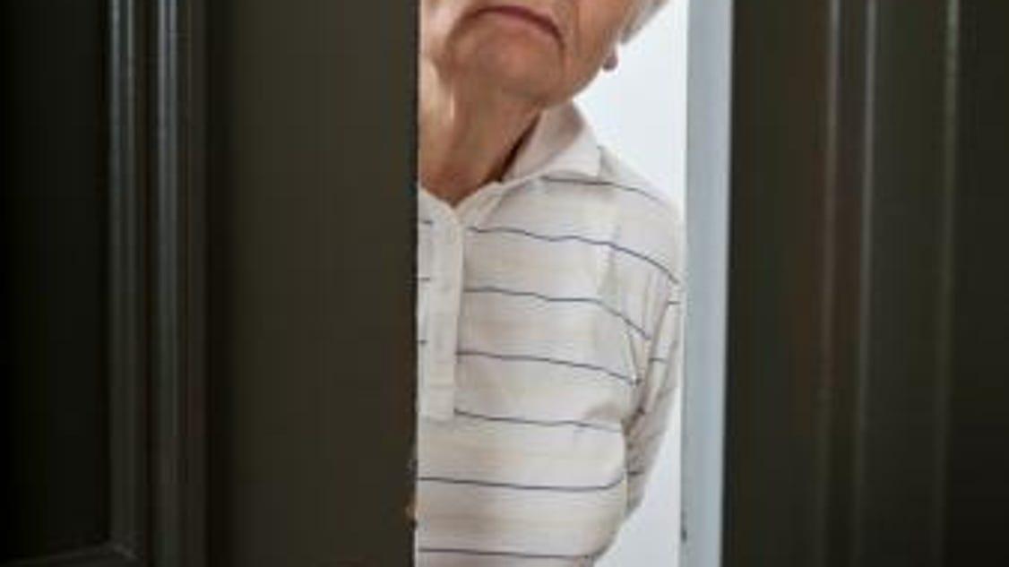 Seniors beware of door to door sales efforts our view for Door to door sales