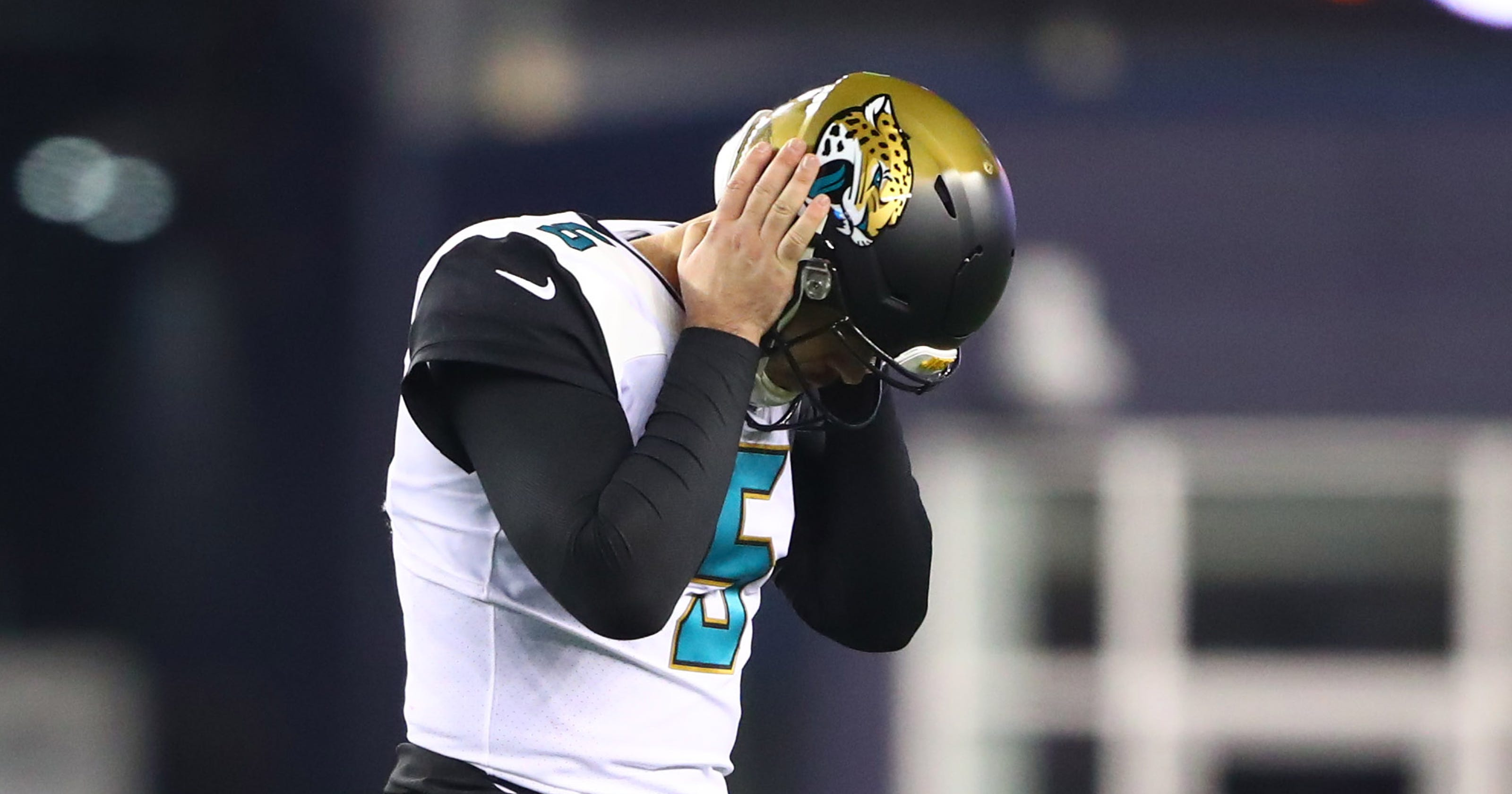 8ede0401 Jaguars' collapse is a clinic in how not to beat Patriots