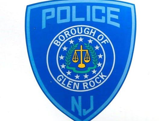 Webkey Glen Rock police emblem