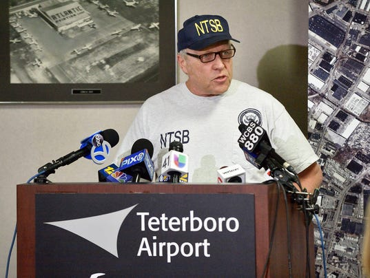 NTSB updates their findings into plane crash