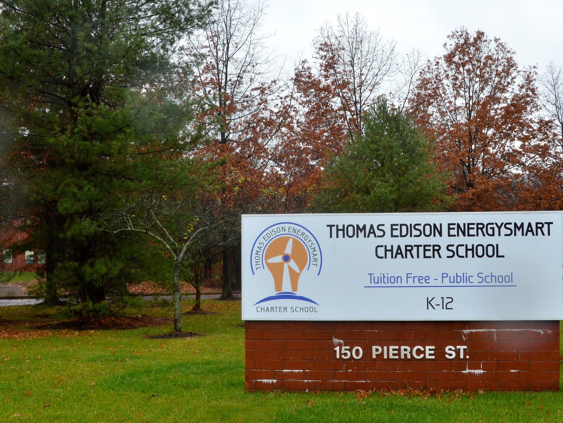 Thomas Edison Energy Smart Charter School  150 Pierce