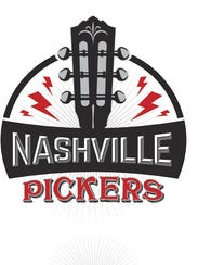 Nashville Pickers logo