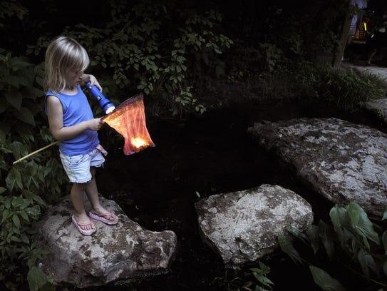 Warner Park Nature Center offers programs for kids.
