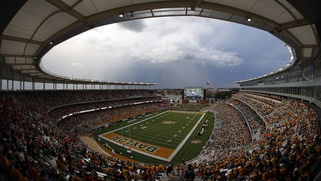 Baylor acknowledged the firing of an assistant strength and conditioning coach on Monday.