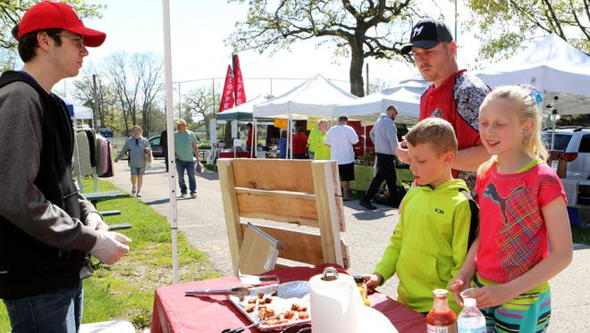 The Mukwonago farmers market opens May 16.