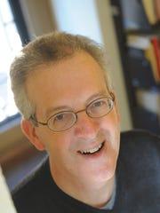Rutgers professor Louis Masur