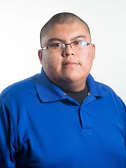 Darren Tsosie has been competing in Special Olympics