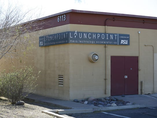 "LaunchPoint,  an accelerator for ""adolescent"" businesses"