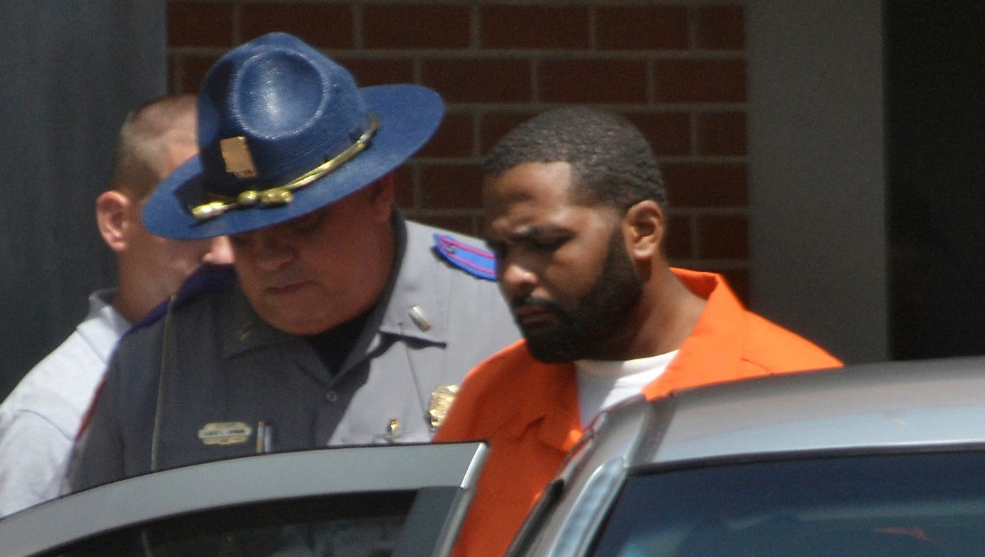 Mississippi man indicted in shooting rampage that left eight people dead