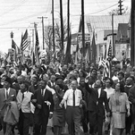 History: MLK leads Selma march
