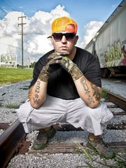 Bubba Sparxxx will bring his country-influenced hip hop to the FireHouse Bar and Grill in St. George on Feb. 12.