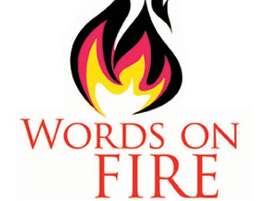 """The annual """"Words on Fire"""" concert Jan. 20 at Door Community Auditorium merges poetry and music."""