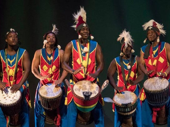 Expect plenty of drumming during the Grand Finale concert