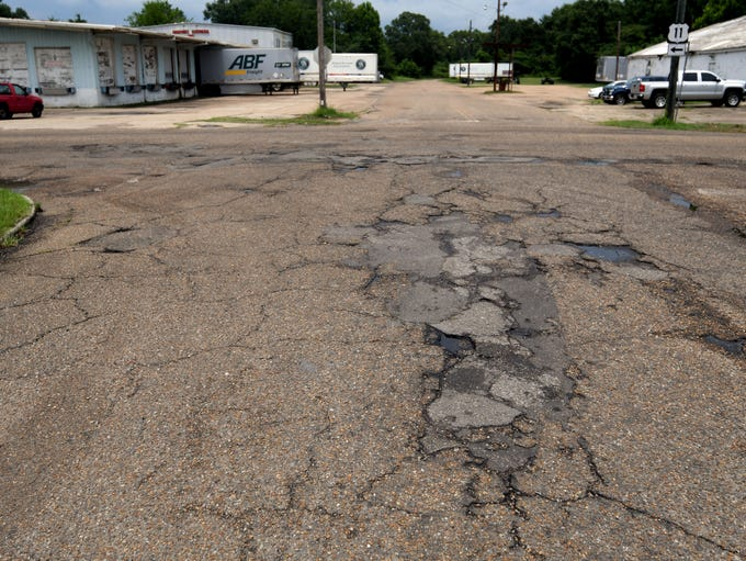 The City of Hattiesburg has released its final paving