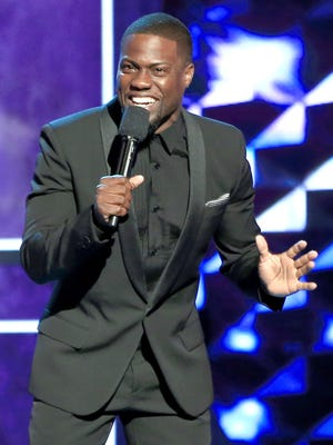 No cell phone use of any kind will be allowed at comedian Kevin Hart's performance on Wednesday at the Resch Center in Ashwaubenon.