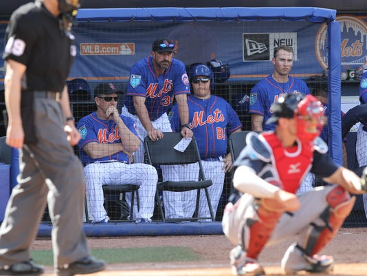 Mets Spring Training 2018 --