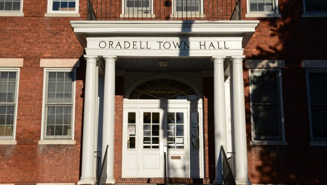 Oradell Town Hall