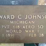 Nearly buried in landfill, World War I grave marker is heading home