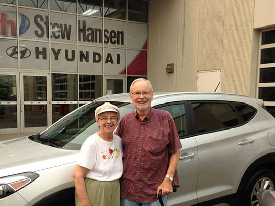 Stew Hansen Hyundai Des Moines >> Widow's saga: Dealer crashes her car, initially won't give her another