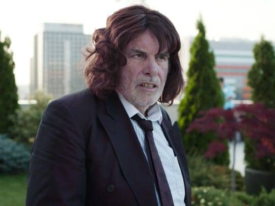 "Peter Simonischek stars as a dad with issues (also, false teeth and a fright wig) in ""Toni Erdmann."""
