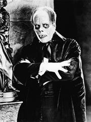 """Lon Chaney, here in """"The Phantom of the Opera"""" (1925) specialized in playing crippled, mutilated characters. Was """"The Man of a Thousand Faces"""" inspired by World War I? Some think so."""