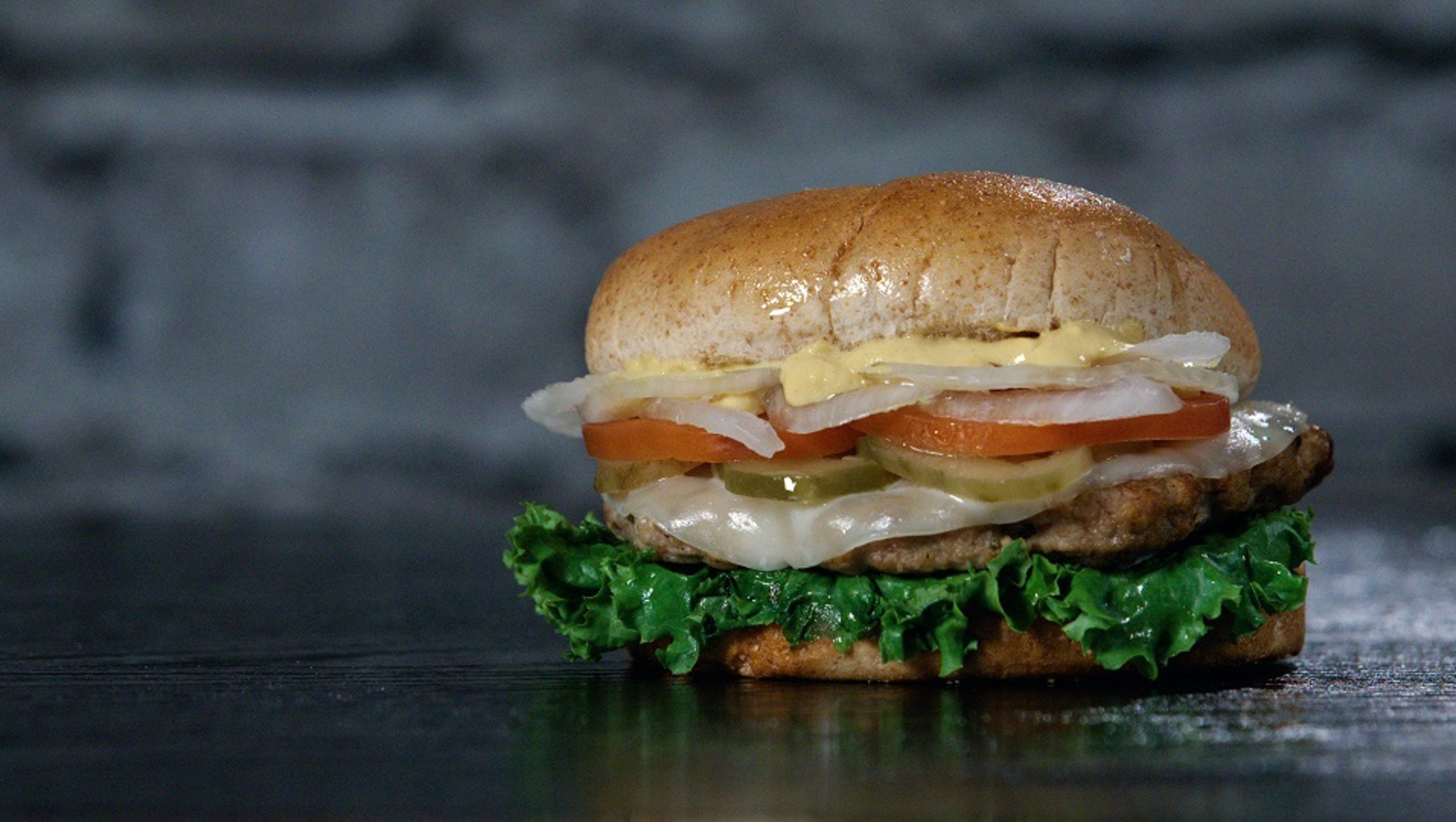 Man Cave Turkey Burgers : Man cave craft eats