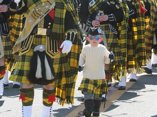 12 lively steppin' Jersey St  Patrick's Day parades