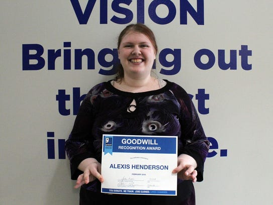 After 90 days of employment, Alexis received a certificate