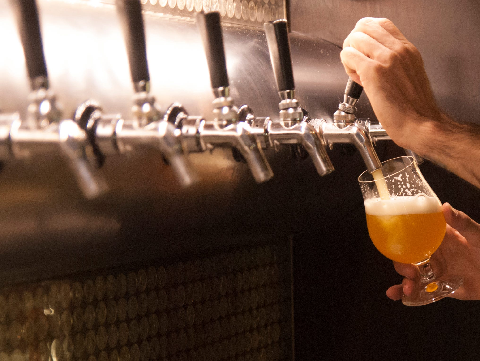 Better than the generic brew - check out where to get the best craft beers at airports.