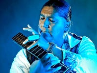 Gabriel Ayala of the Yaqui will perform Feb. 17 at Sacred Grounds